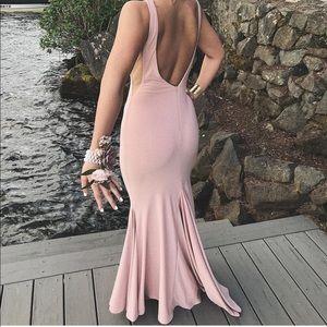 Jovani prom dress! Blush color